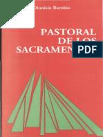 Borobio Dionisio - Pastoral de Los Sacramentos - Secretariado Trinitario - 1996