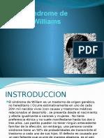 SINDROME  WILLIAMS.pptx