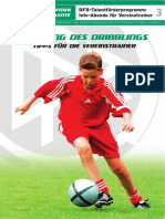 03 - Training Des Dribblings