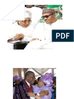 Nigerian Presidents and Their Wives