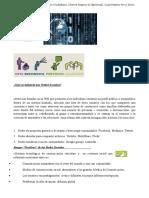 Redes Sociales y Participación Ciudadana