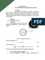 Metoda elementului finit cap1