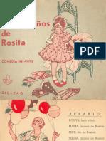 El Cumpleaños de Rosita
