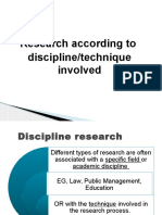 Unit 2-Lrw2014-Types of Research