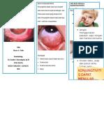 Leaflet Konjungtivitis Arlin
