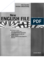 NEF Advanced Grammar Checker