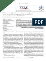 cyanobacter , paper asociado a la deteccion por 16 s