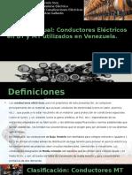 Tipos de Conductores BT y MT