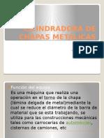 CILINDRADORA DE CHAPAS METÁLICAS.pptx