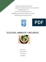 Recursos y Ambiente