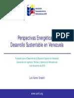 Gerencia Sustentable de Hidrocarburos