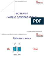 13 Batteries Configurations PDF