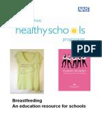 Breast Feeding - An Education Resource for Schools