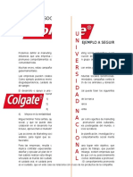 Colgate Ejemplo de Marketing Social