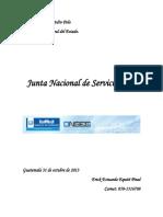 Junta Nacional de Servicio Civil