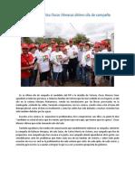 01.06.16 Realiza Oscar Almaraz Último Día de Campaña
