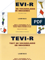 TEVI R Láminas