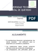 Sistemas de Explotacion Ovina y Construcciones