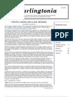 Darlingtonia Newsletter, Fall 2008 ~ North Coast Chapter, California Native Plant Society
