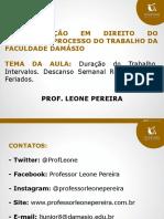 Aula 01 - 28.04.2016 - Prof Leone Pereira - Ppt