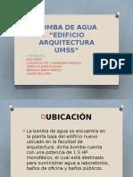 Exposición Bomba de Agua pdf(1 Parcial)