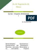 Cap I Medio Ambiente y Su Relación Con La Minería Cap. I