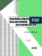Problemas Ecuaciones Diferenciales Raec
