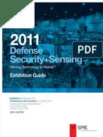 DSS 2011 Exhibit Guide SONY