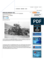Batalla Del Rio Neretva_ 1943
