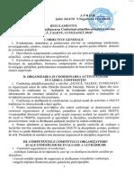 Regulament Munca Talent Cutezanta 2016
