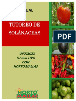 Manual de Tutoreo de Solanaceas
