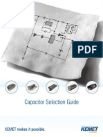 Capacitor Selection Guide