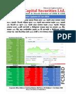 Daily Market Update Jun 01 2016