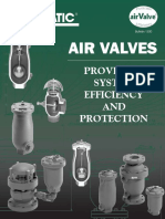 Air Valves valmatic