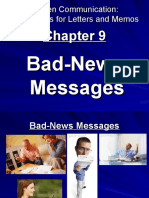 Bad News Messages