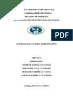 Trabajo de Vicios de Los Actos Administrativos (1) (Autoguardado)