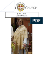 Christ Church Eureka June Chronicle 2016