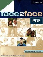 Face2facepre Intermediateworkbook 120930100026 Phpapp01