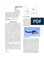 Fixed wing Vs Rotary Wing Aircraft