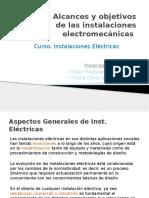 Tema 01 Exposicion Inst- Electricas