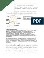 Embriología de cara y cuello