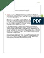 Prescripcion Adquisitiva o Usucapion en Bolivia
