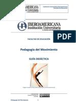 Guia Didáctica Pedagogía del Movimiento