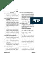 JEE Main Bulletin 2015 Syllebuss
