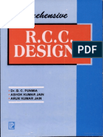 RCC Design by BC Punmia