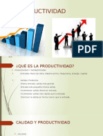 La Productividad Diapo