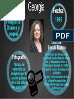 Cristina García Infografía