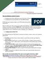 ERP-Implementacion Boletas Electronicas
