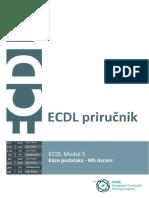 ECDL Modul 5 - Baze Podataka - Demo