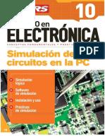 """Paula Budris """"Simulación de Circuitos en La PC"""" Anónimo - Técnico en Electrónica; Buenos Aires - Fox Andina, Dalaga; 1a Ed. 2013."""